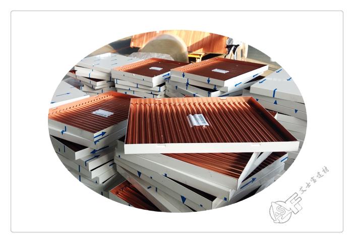 铝瓦楞板-铝波纹复合板-吊顶铝板