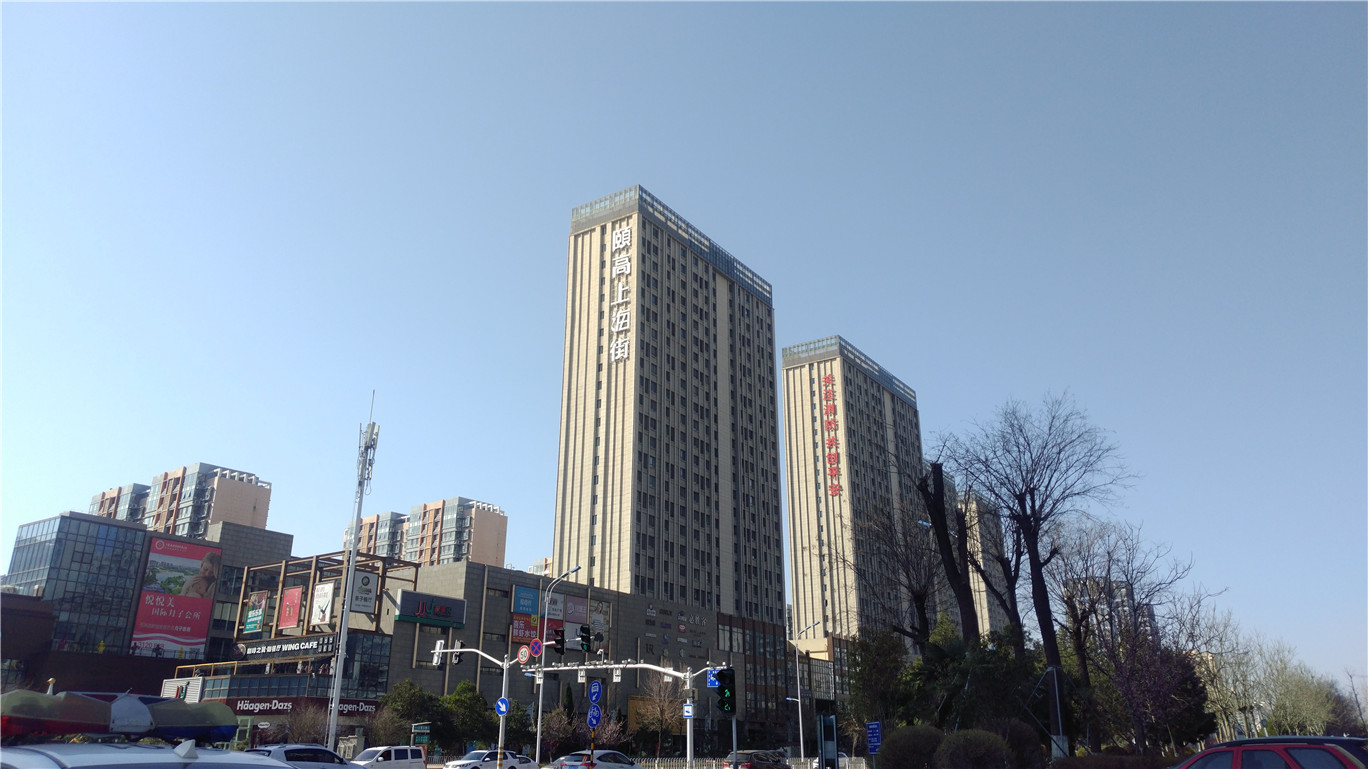 颐高上海街