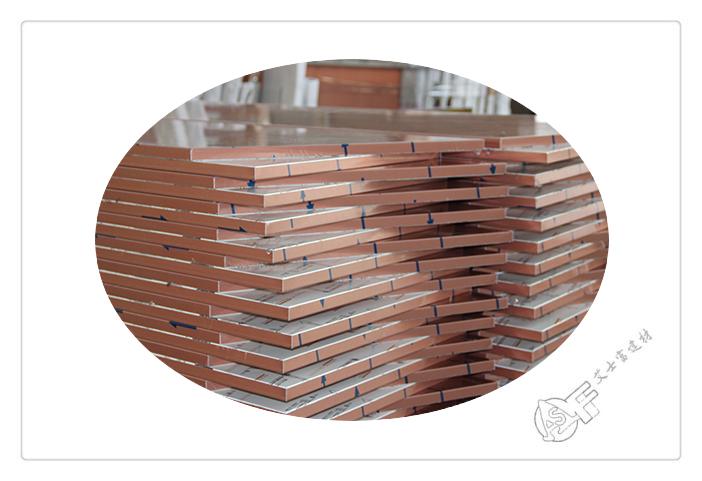 艾士富铝蜂窝板